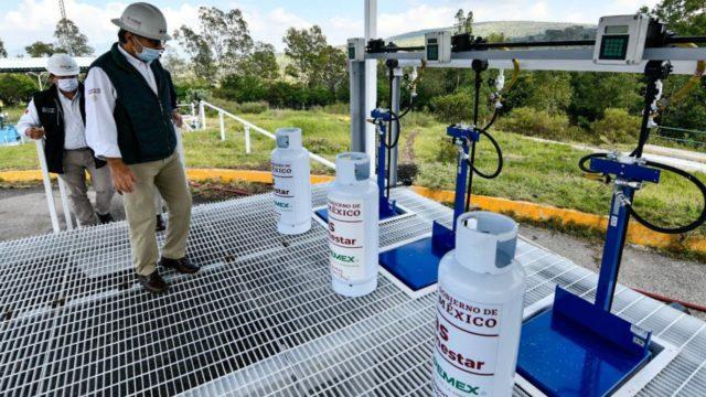 Pemex Gas Bienestar
