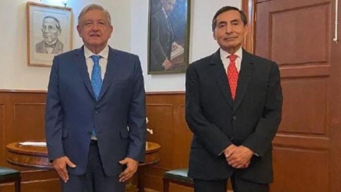 Diputados ratifican a Rogelio Ramírez de la O como secretario de Hacienda