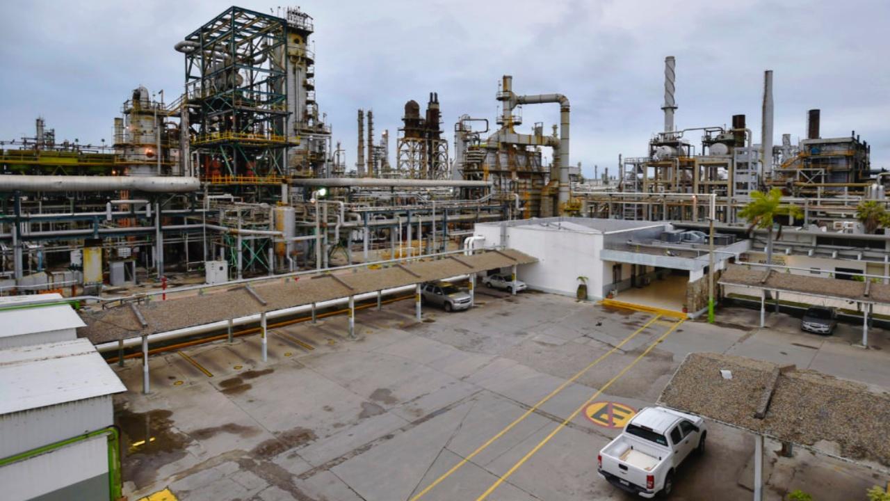 Refinería de Madero vuelve a racha negativa en producción de petrolíferos