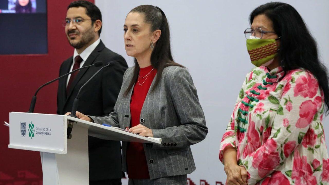 Sheinbaum vio falta de compromiso del INE con la consulta popular