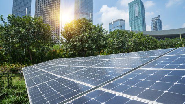 palenes solares, energía solar