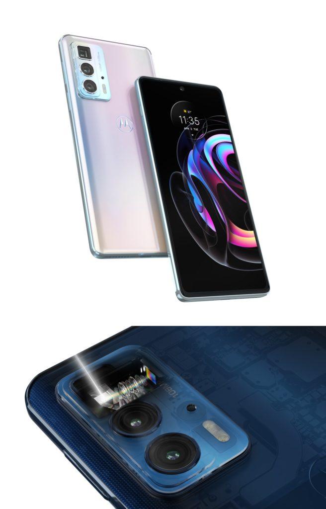 smartphones Motorola y Samsung