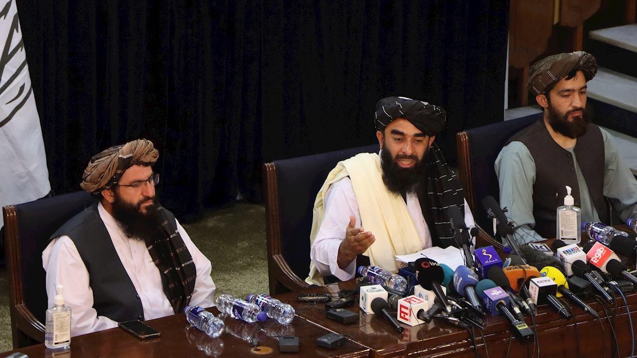 ¿Quiénes son los talibanes, hoy en control de Afganistán?