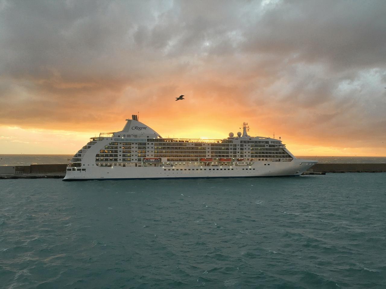Turísmo de Cruceros