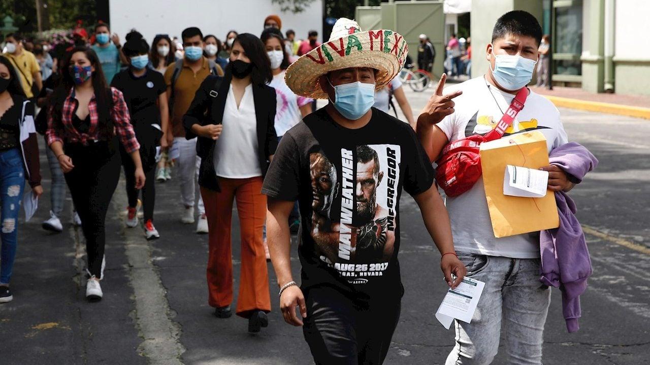 México suma 434 muertes y 7,040 contagios por Covid-19 en las últimas 24 horas