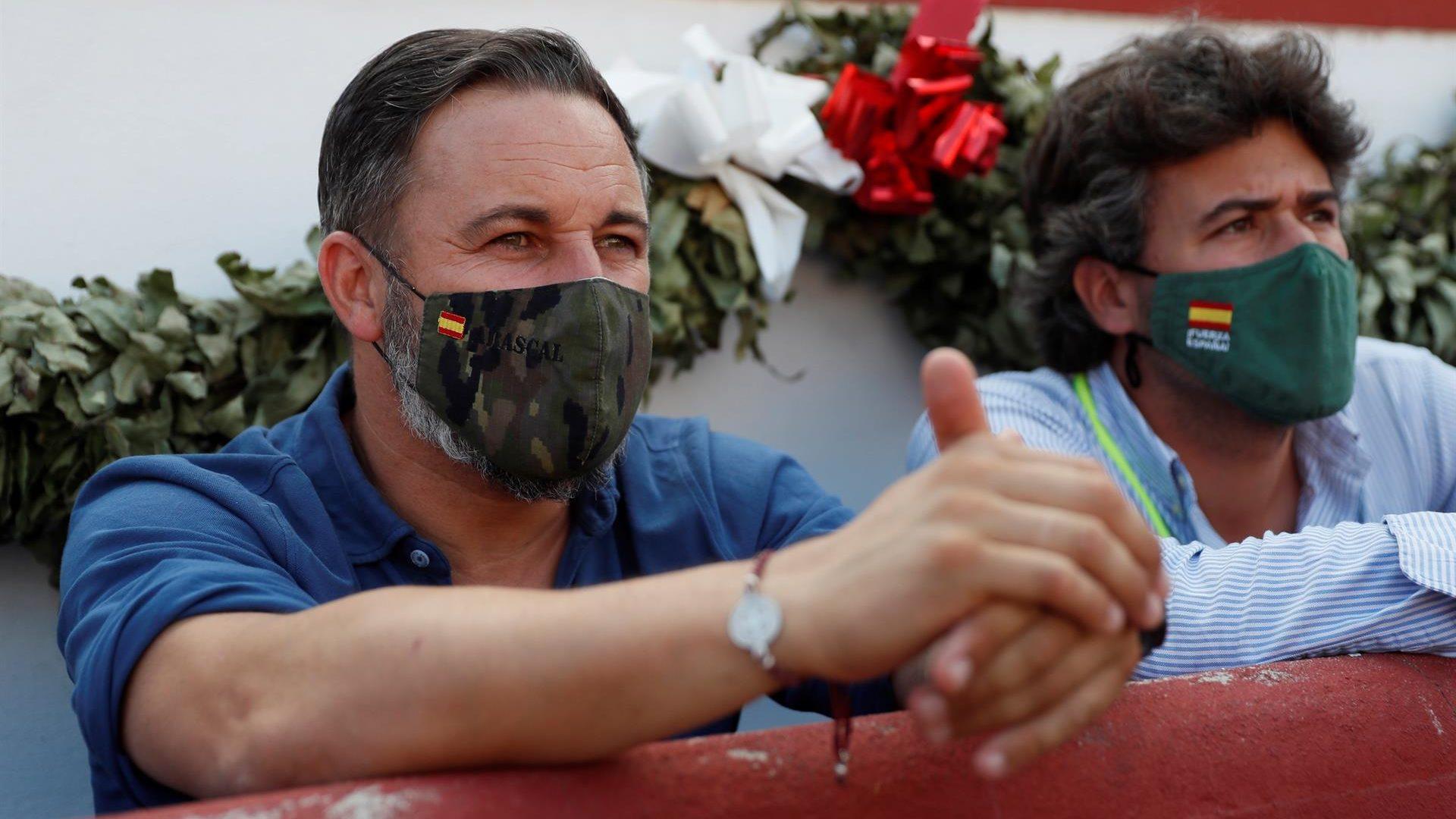 AMLO descarta expulsar a líder de Vox: 'están abiertas las puertas'