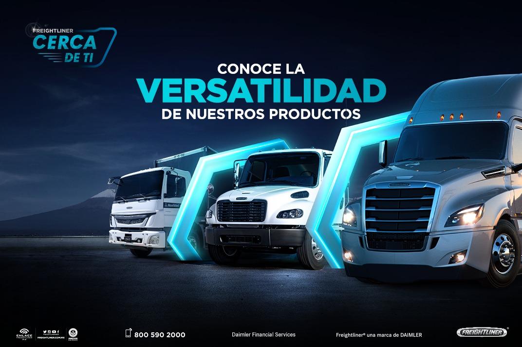 Innovación en atención al cliente: La clave de la resiliencia para Freightliner
