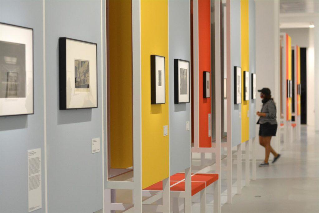 Exposición de fotografía moderna Jeu de Paume de París