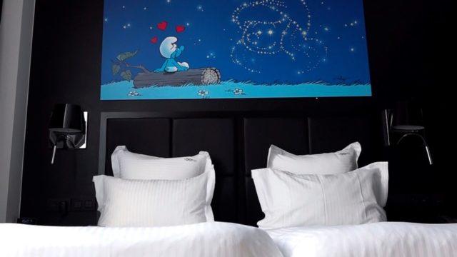 Hotel Comic