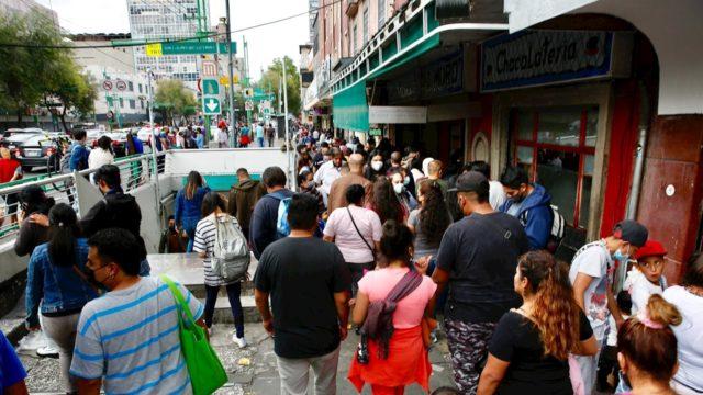 México suma 811 nuevas muertes y 11,603 contagios por Covid-19