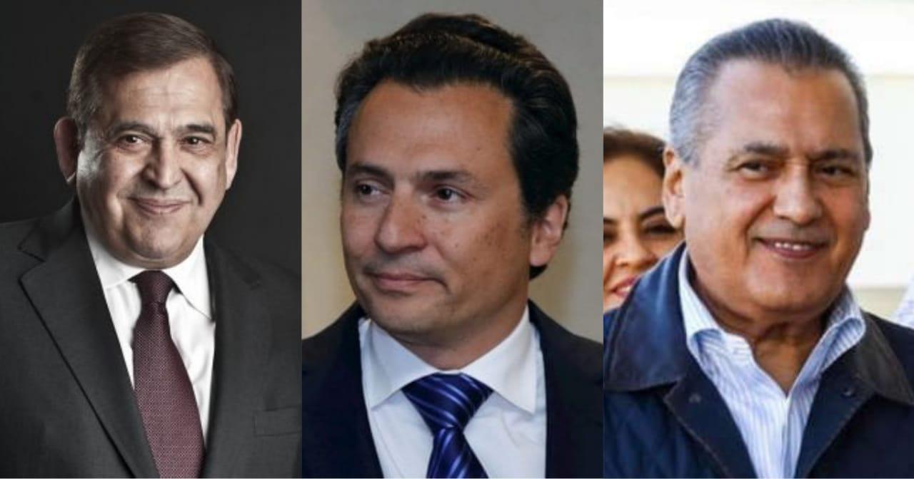 Gobierno ventila supuestos viajes a políticos pagados por Alonso Ancira