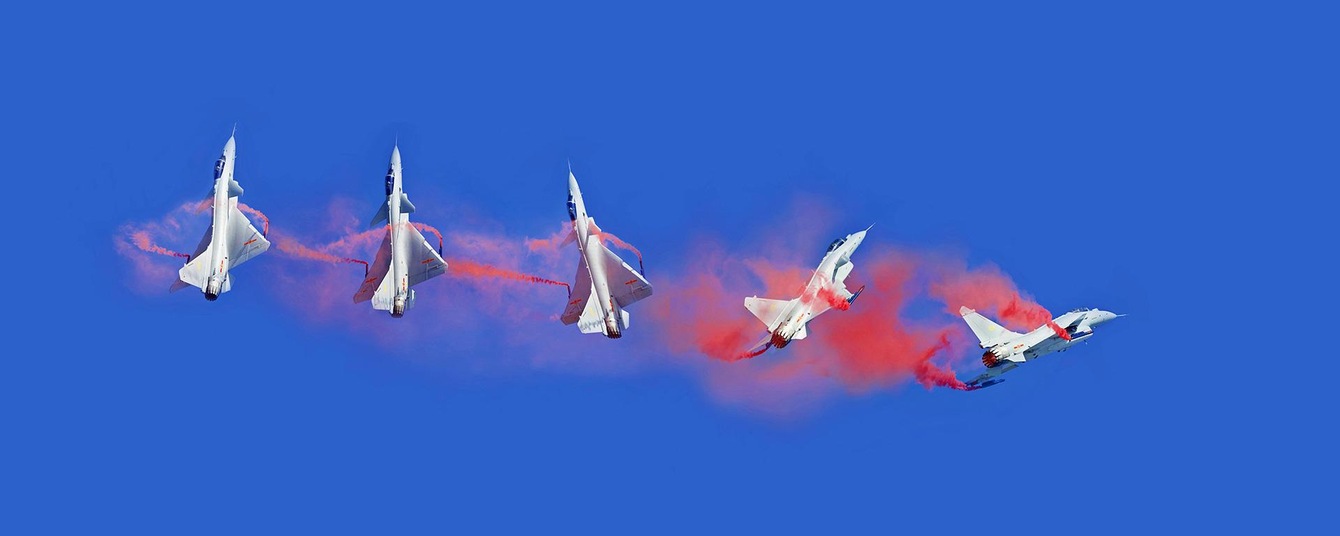 China presenta relevante tecnología militar en exhibición aérea de Zhuhai