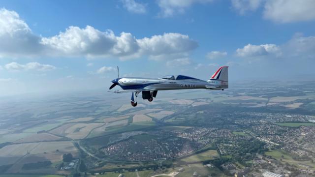 Avión eléctrico Rolls Royce