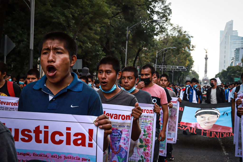 Ayotzinapa 11