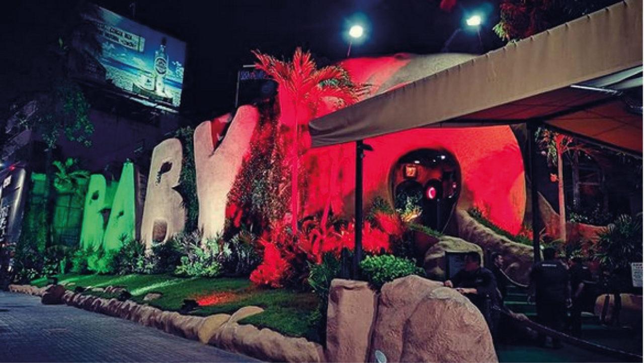 Se incendia la discoteca Baby'O en Acapulco