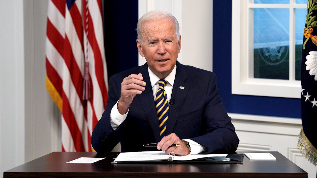 Biden propone reducir 30% emisiones globales de metano para 2030