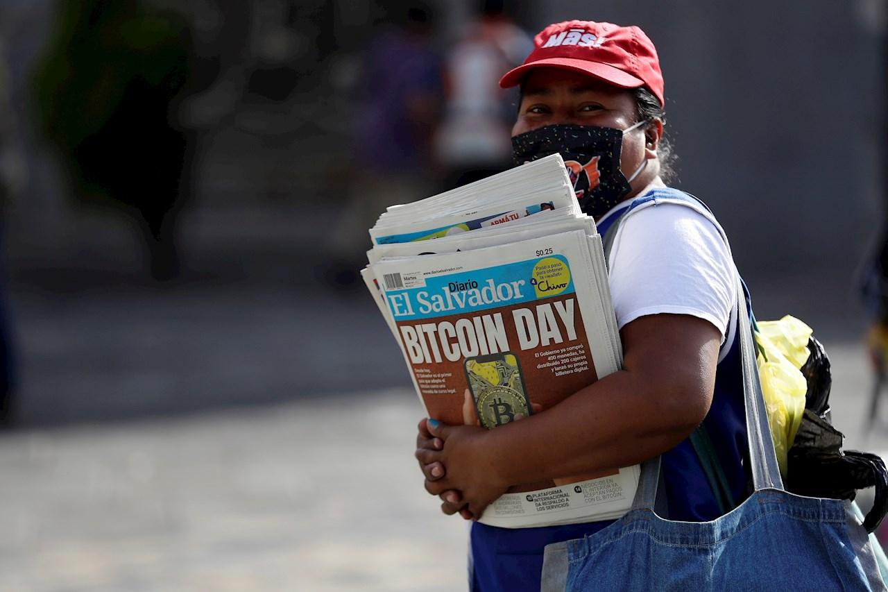 Todos los ojos puestos en El Salvador tras banderazo al bitcoin