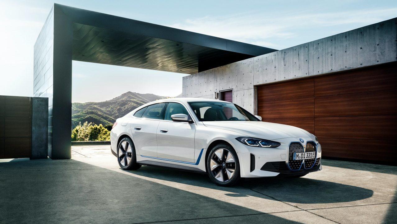 BMW i4: Esto es todo lo que sabemos del nuevo eléctrico de la firma