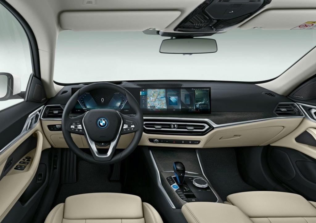 auto BMW i4