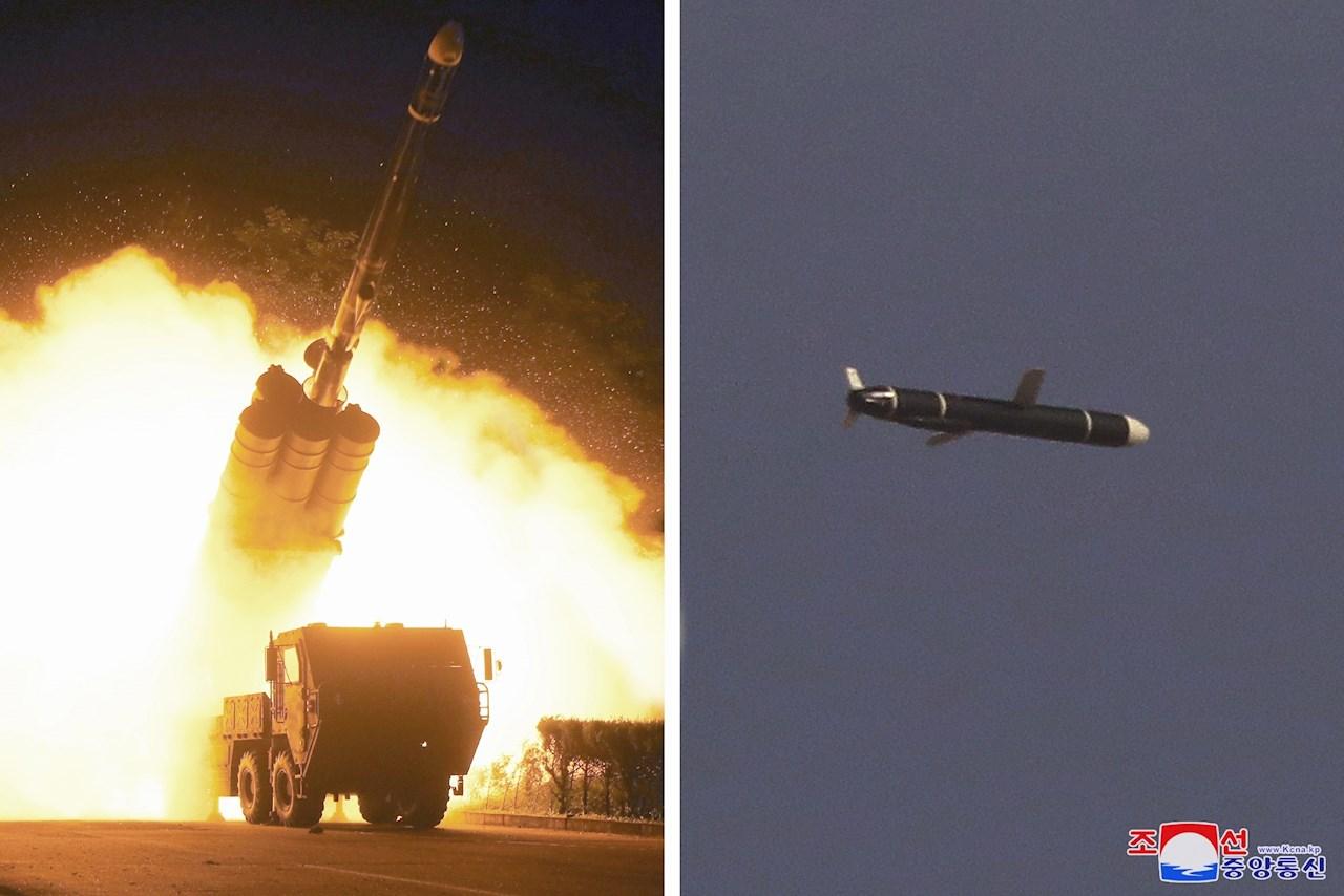 Corea del Norte prueba con éxito nuevos misiles de largo alcance