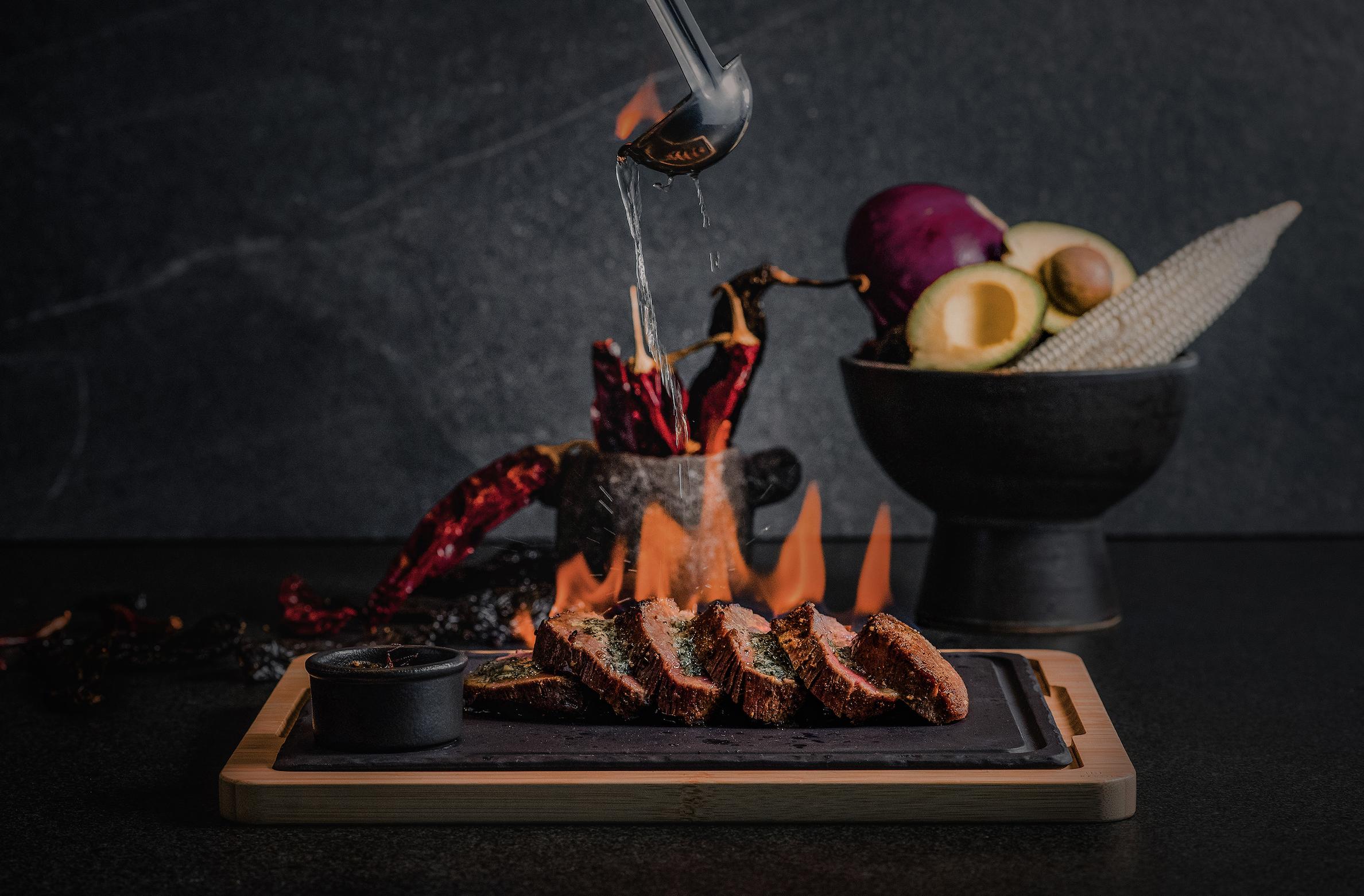Macario y Nicoletta, inolvidable arte culinario en Tulum