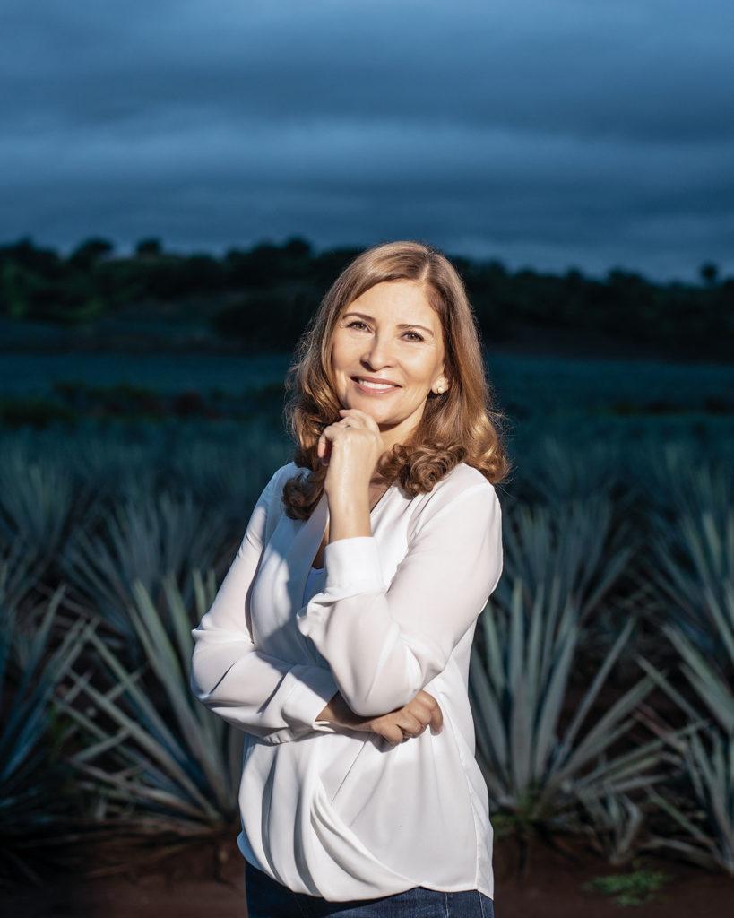 Carmen Villarreal Treviño Mujeres del Tequila