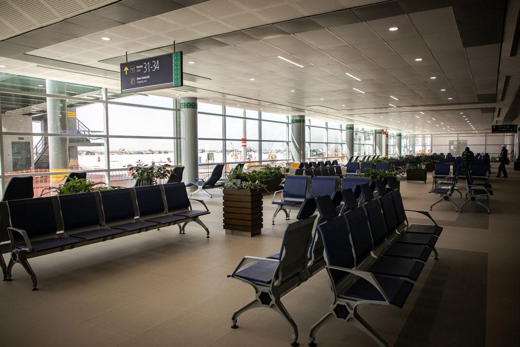 Construcción aeropuerto Felipe Angeles 13