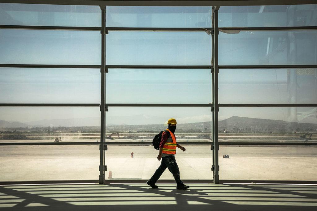 Construcción aeropuerto Felipe Angeles 15