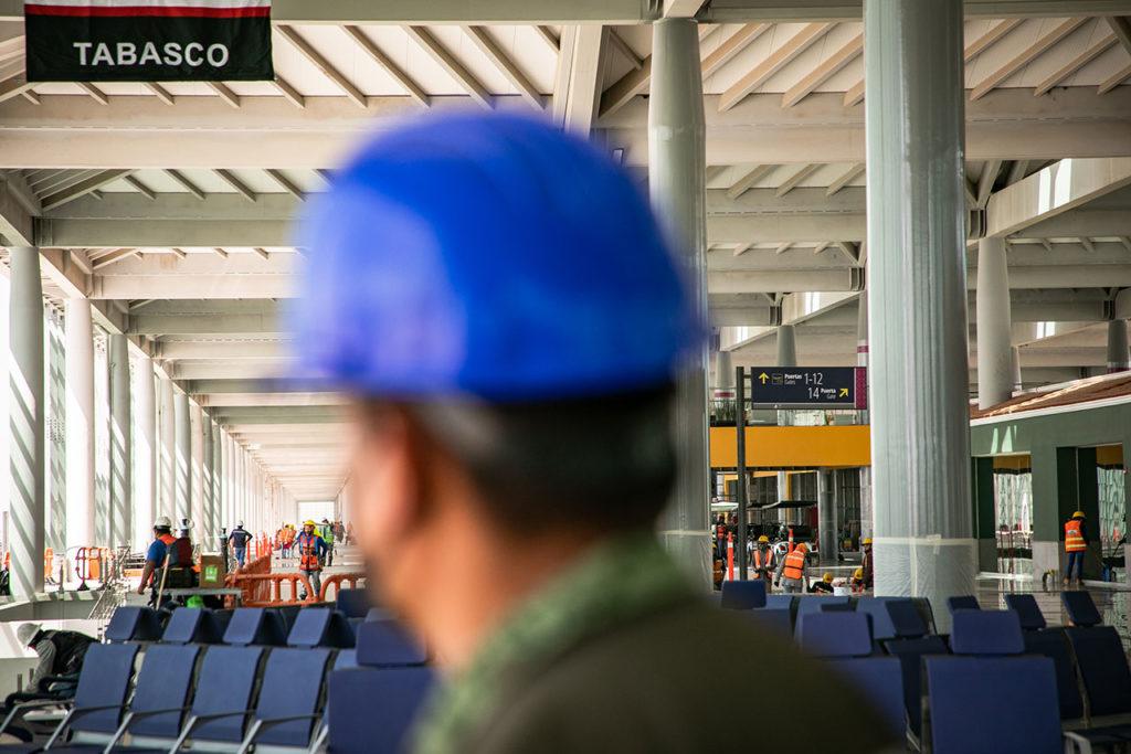 Construcción aeropuerto Felipe Angeles 17