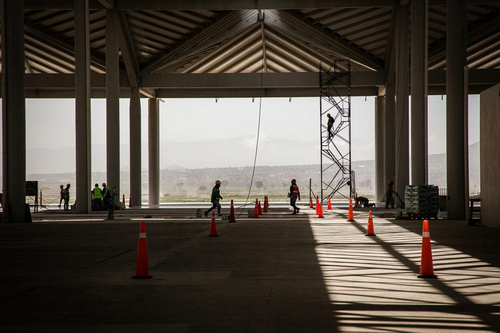 Construcción aeropuerto Felipe Angeles 21