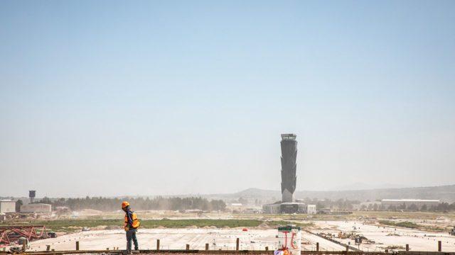 Construcción aeropuerto Felipe Angeles 23