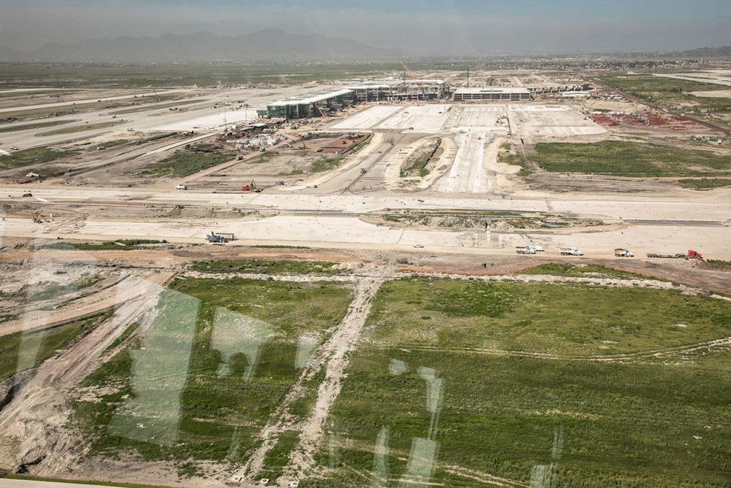 Construcción aeropuerto Felipe Angeles 3