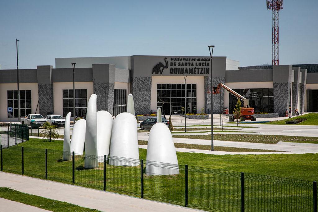 Construcción aeropuerto Felipe Angeles 32