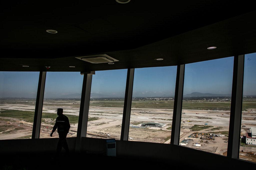 Construcción aeropuerto Felipe Angeles 33
