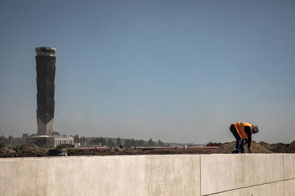 Construcción aeropuerto Felipe Angeles 8