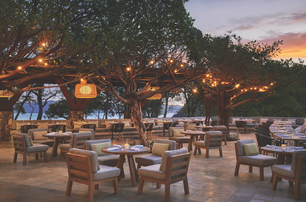 Costa Rica Papagayo Restaurante