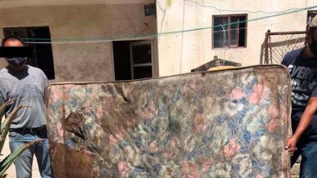 Damnificados en Tula. Foto: Diana Baptista