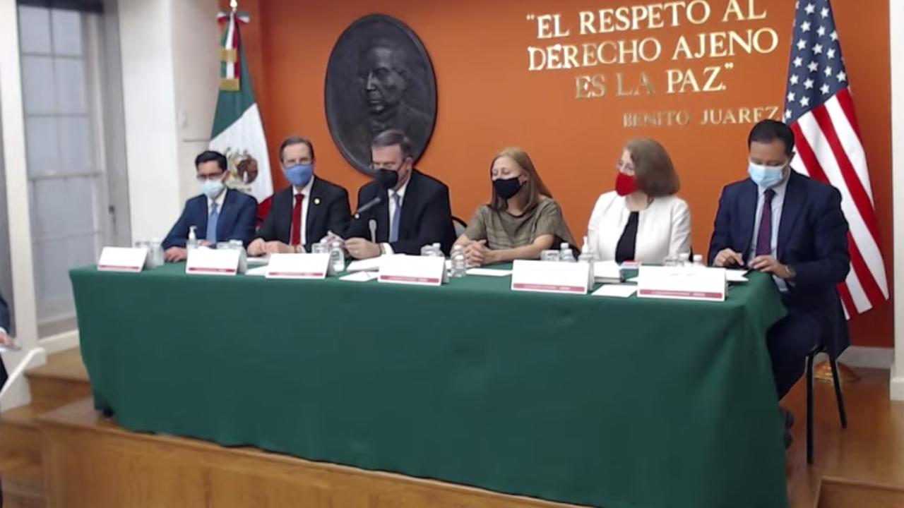 Recuperación, frontera sur e inversiones; este es el plan de acción tras el diálogo México-Estados Unidos