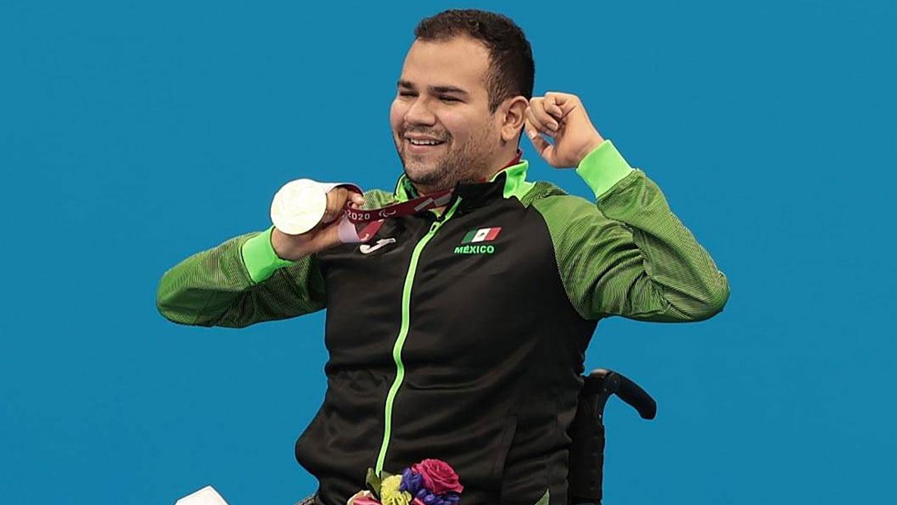 México llega a 6 medallas de oro en los Paralímpicos con nuevo triunfo en natación