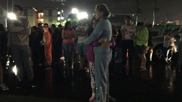 Sismo de magnitud 6.9 sacude centro de México; reportes sin daños hasta ahora