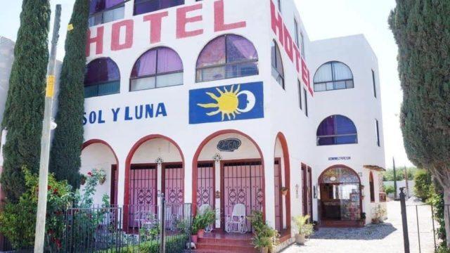 Hotel Sol y Luna. Foto: FGJ SLP