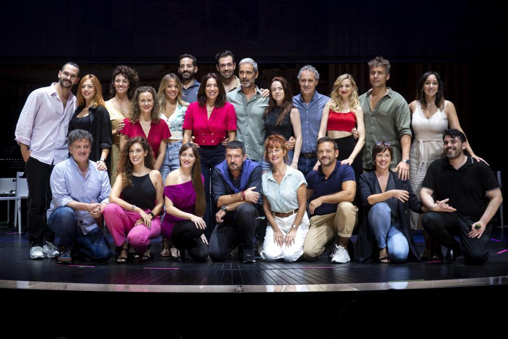 Company, Antonio Banderas