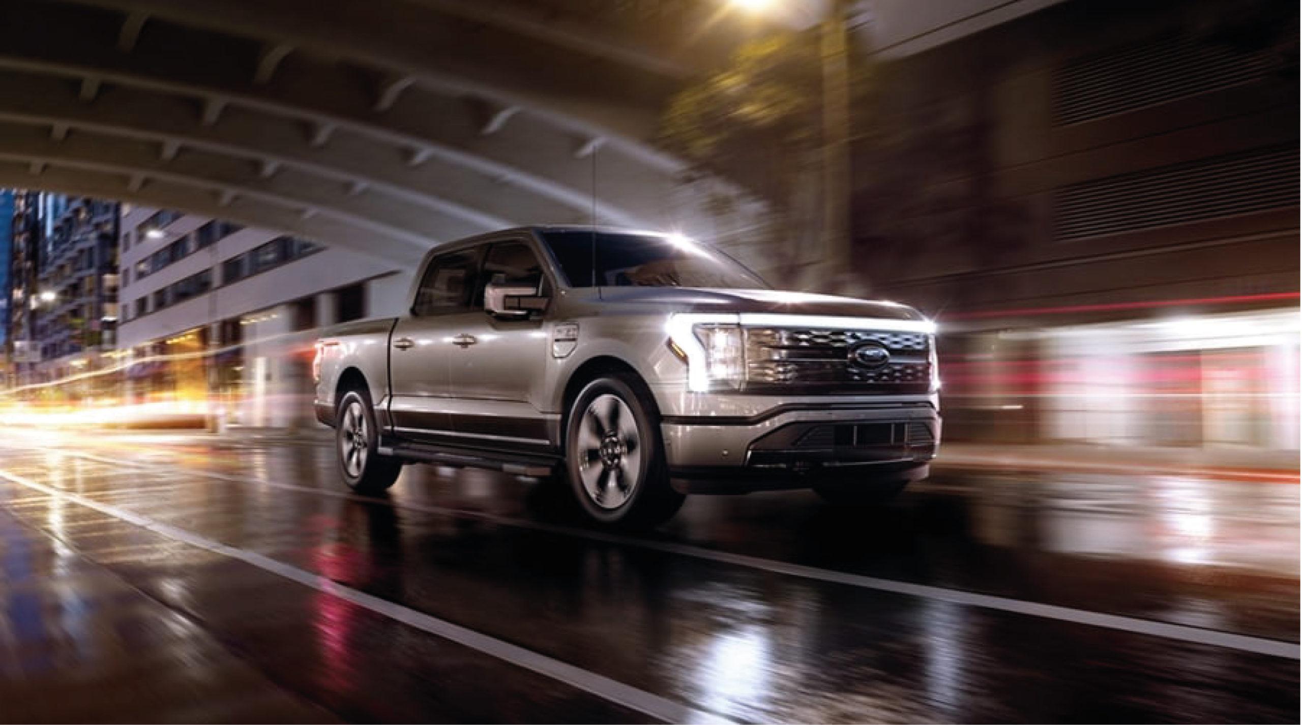 Ford invierte 250 mdd para duplicar la producción de su primera 'pickup' eléctrica