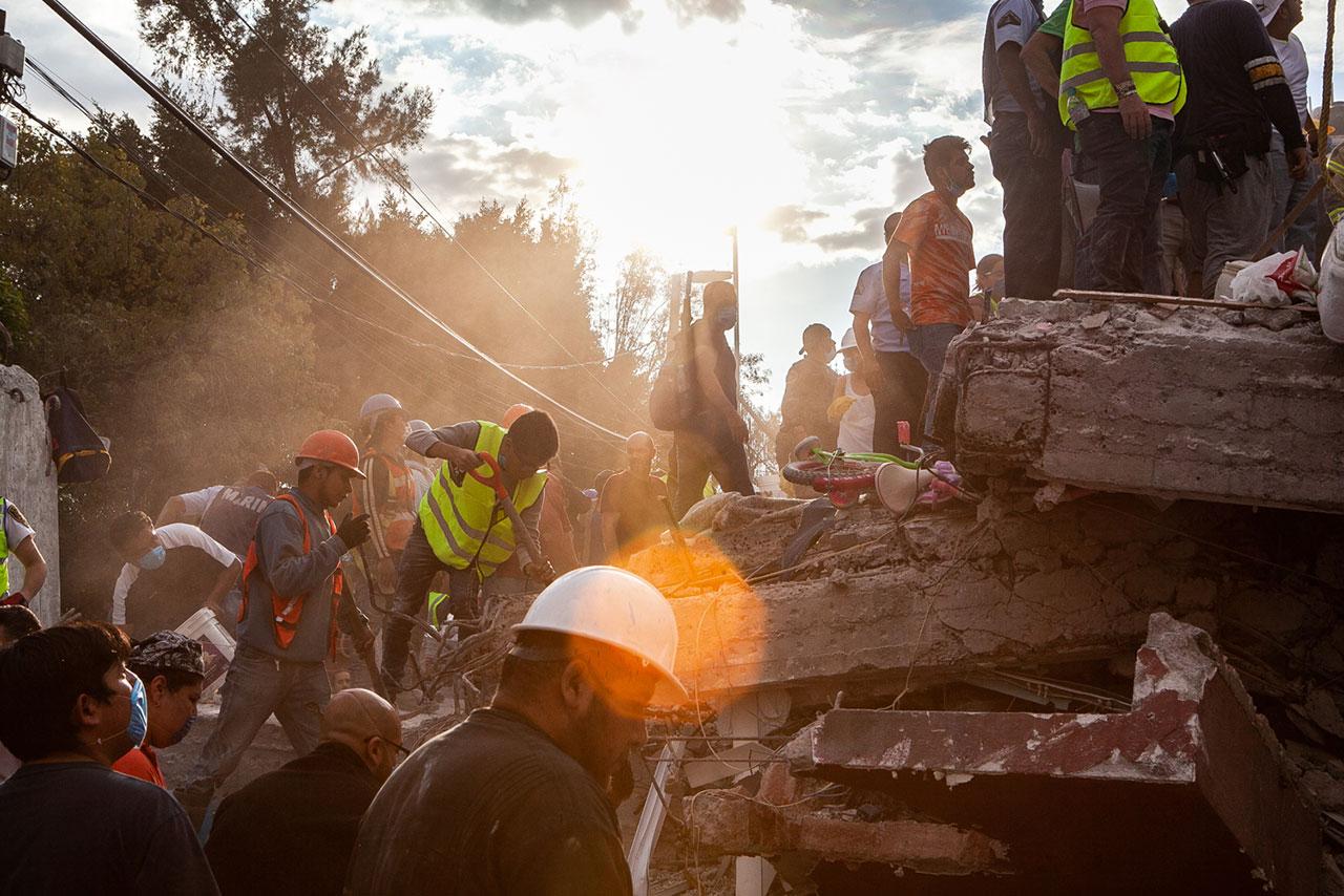 Fotogalería | 4 años del sismo devastador de septiembre de 2017