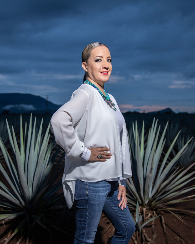Gabriela Cañedo Mujeres del Tequila