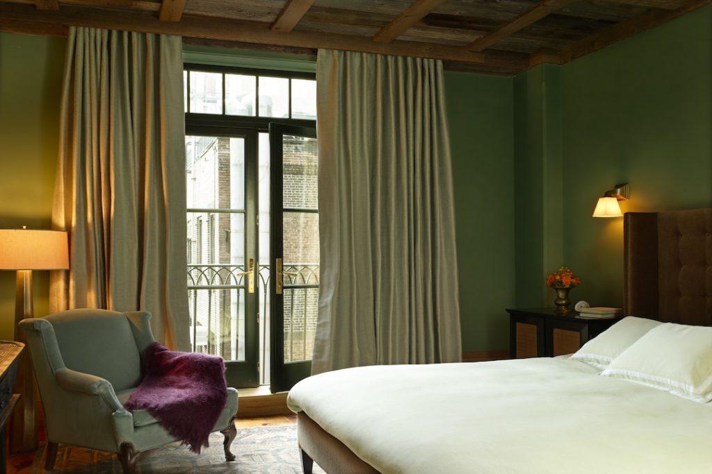 Habitación The Greenwich Hotel