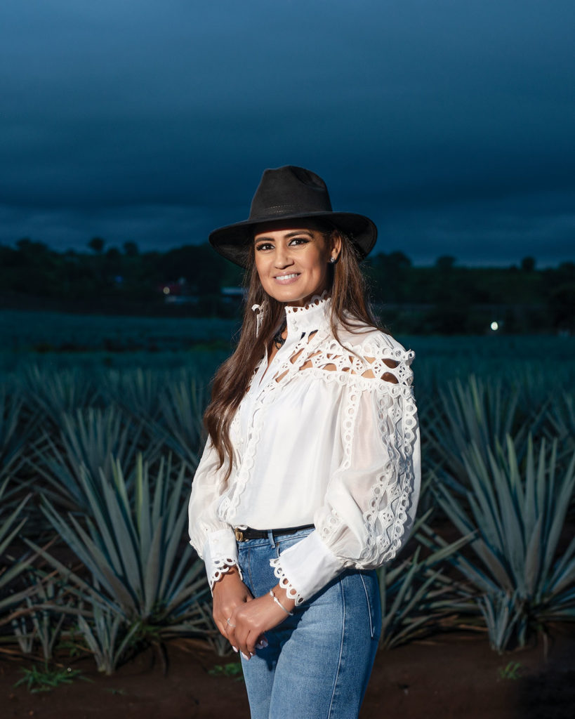 Guadalupe Newton Mujeres del Tequila