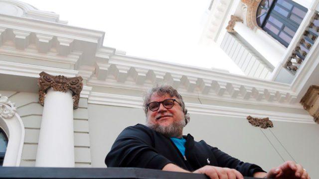 Guillermo del Toro Serie de Netflix