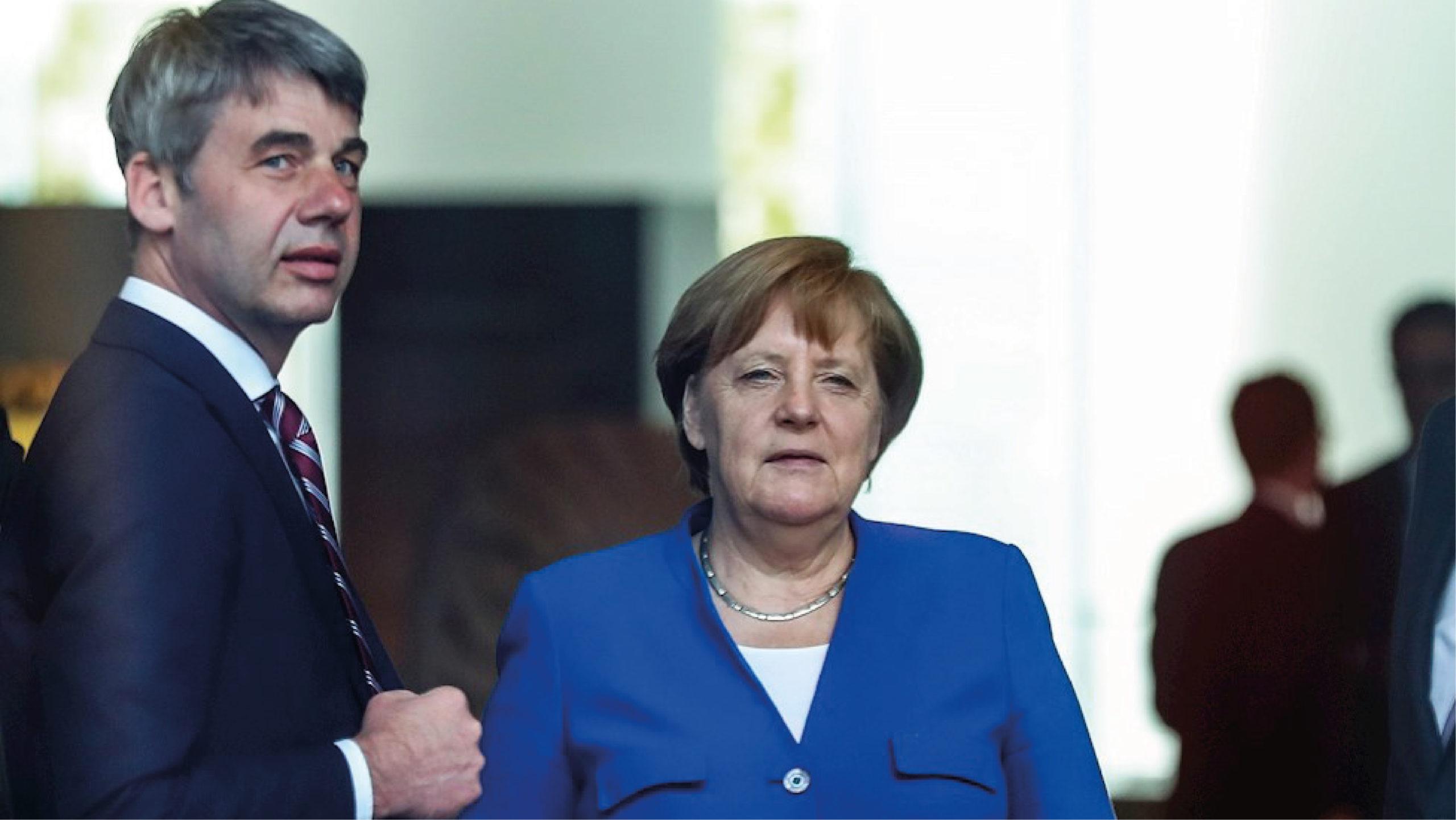 A días después de asumir su cargo fallece el embajador alemán en China