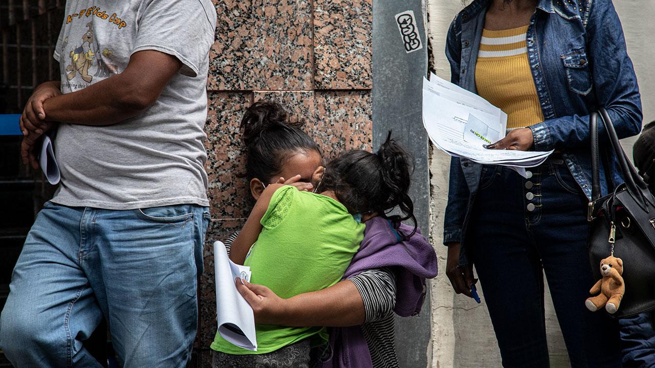 'Quiero trabajo, no ayuda del gobierno': el viacrucis de los haitianos en México